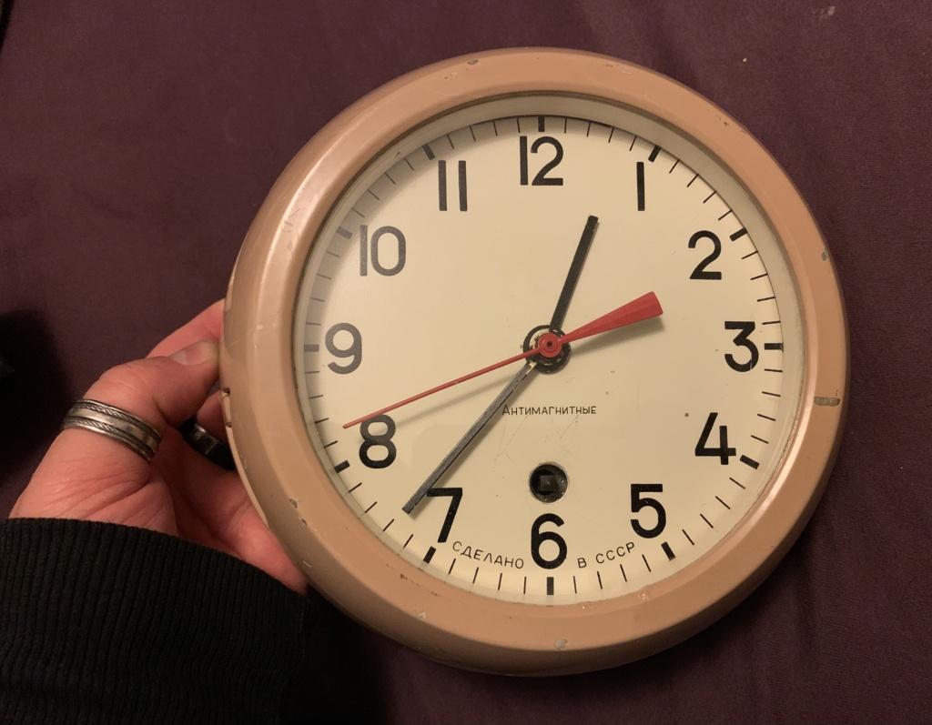 Horloge marine (qui n'est plus un presse-papiers) 4c904410