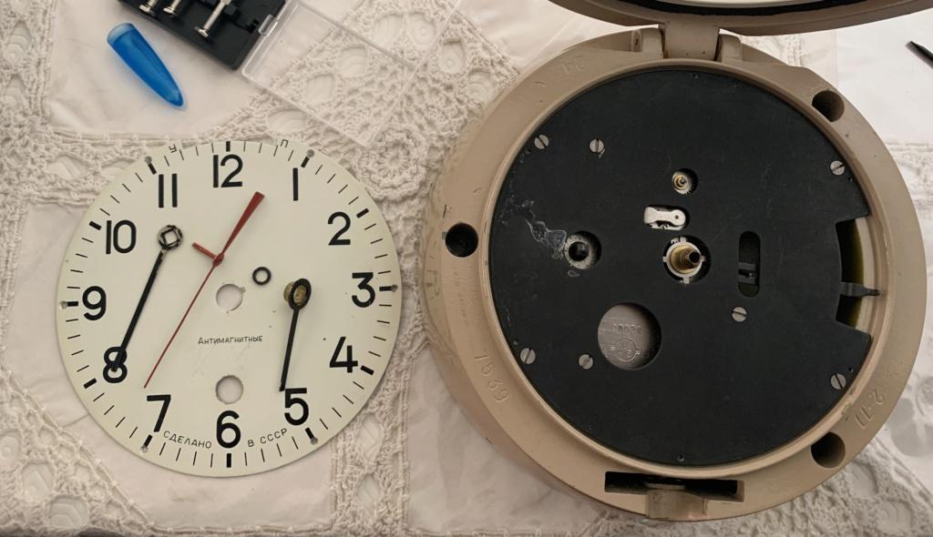 Horloge marine (qui n'est plus un presse-papiers) 852c4510