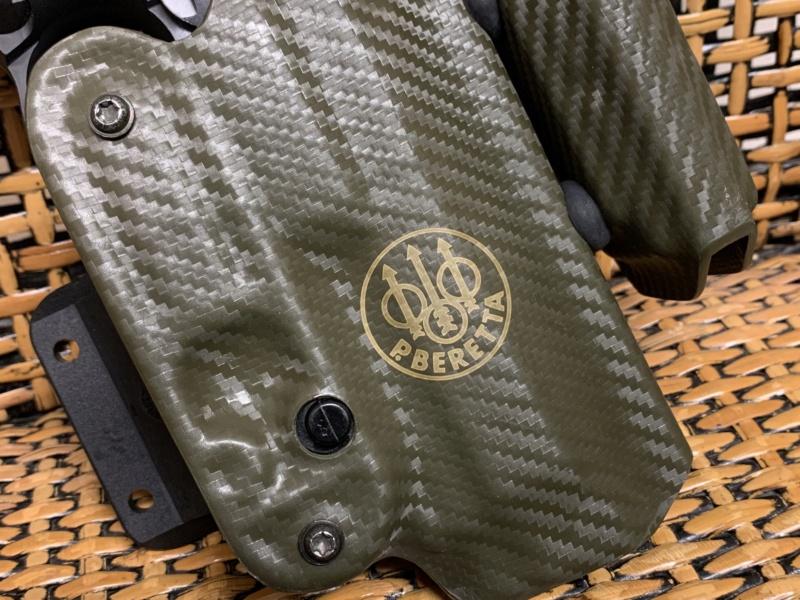 Holster pour Beretta 92 S, F, FS, Centurion, etc Img_5512