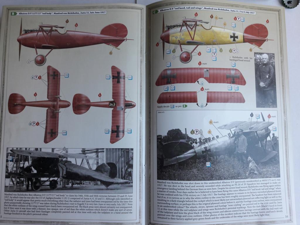 Albatros D.V l'avion du baron rouge 20190109