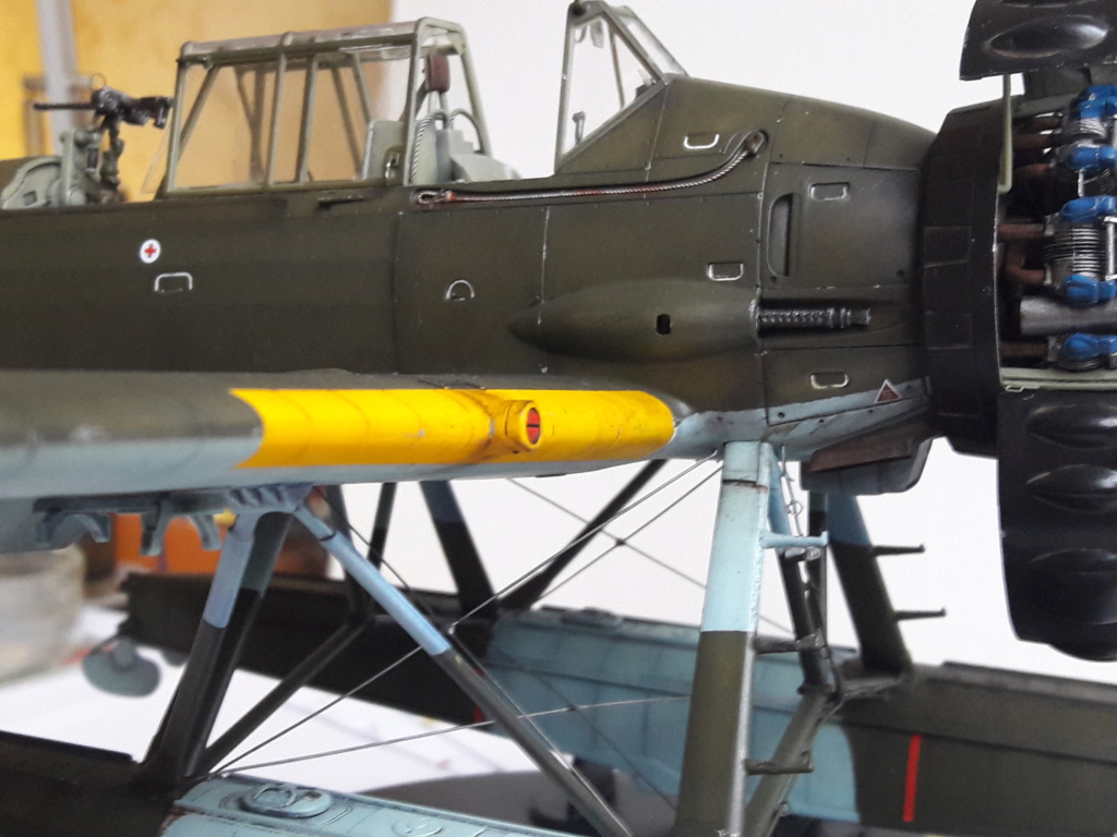 Arado 196A-3 Revell 1/32 - Page 7 20190143