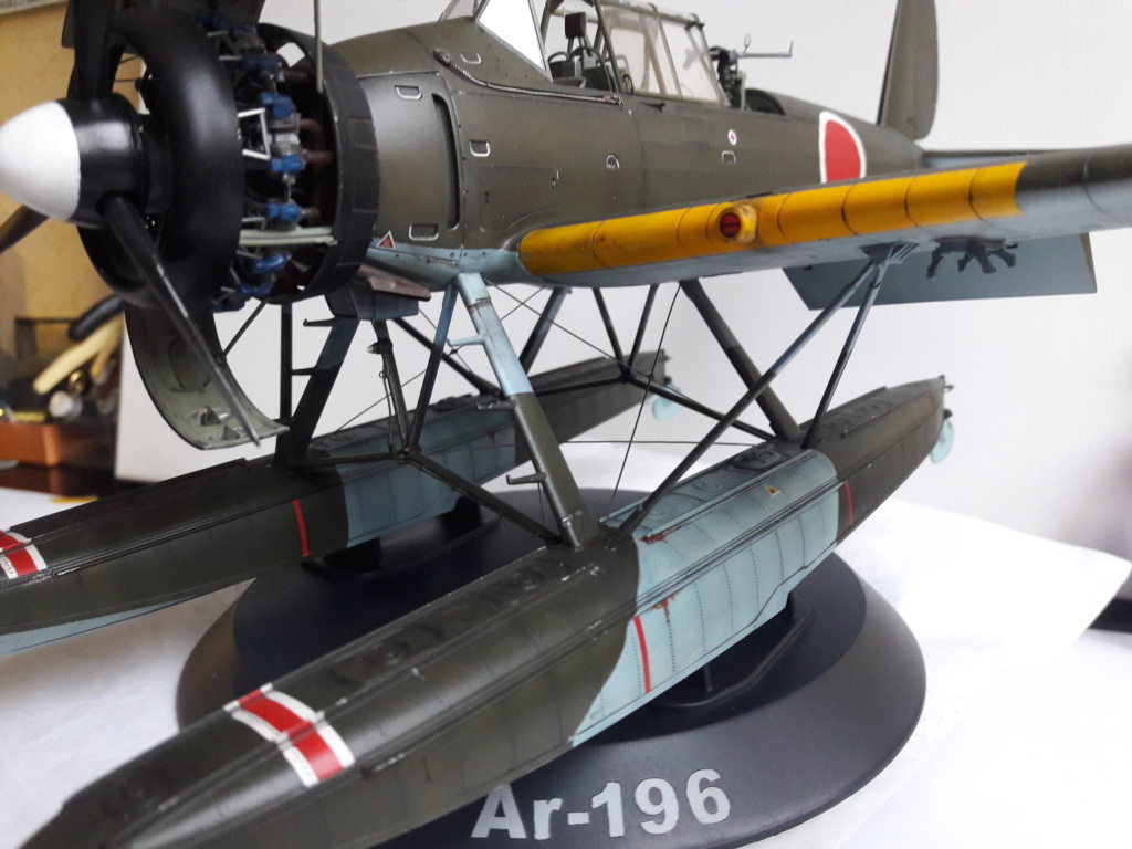 Arado 196A-3 Revell 1/32 - Page 7 20190145