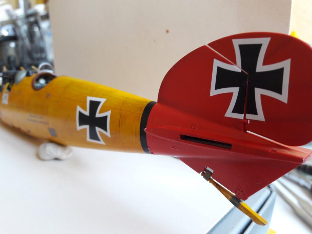 Albatros D.V l'avion du baron rouge - Page 7 20190716