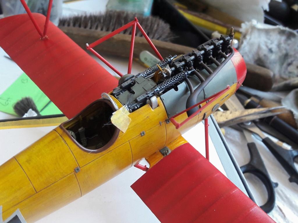 Albatros D.V l'avion du baron rouge - Page 7 20190721