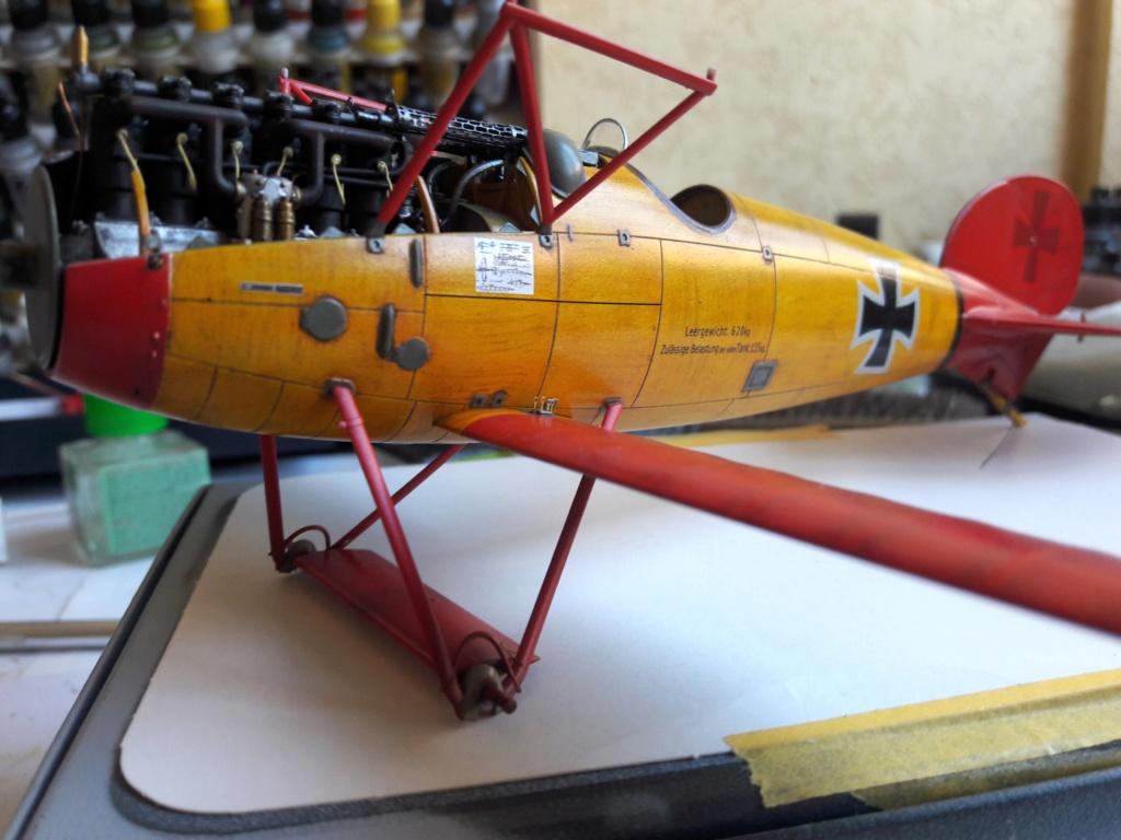 Albatros D.V l'avion du baron rouge - Page 7 20190722