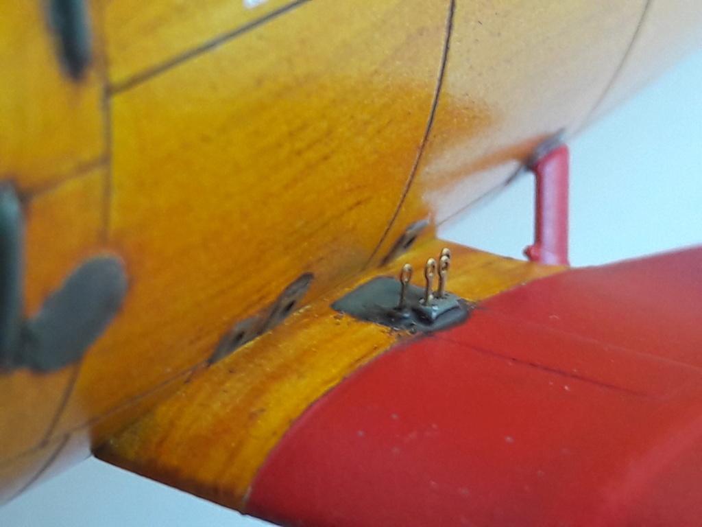 Albatros D.V l'avion du baron rouge - Page 7 20190723