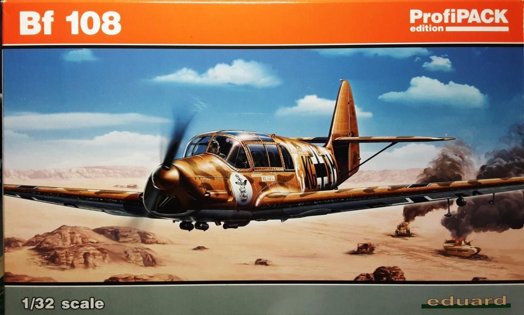Messerschmitt   Bf 108 Taifun 1/32 20201094