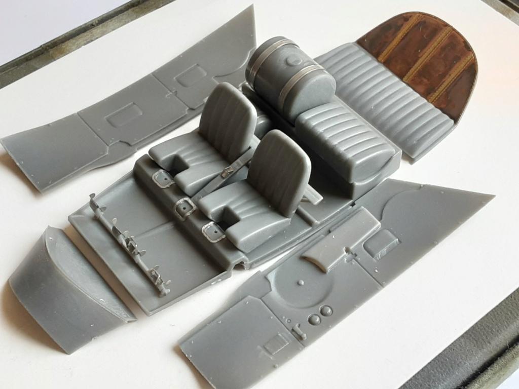 Messerschmitt   Bf 108 Taifun 1/32 20201099