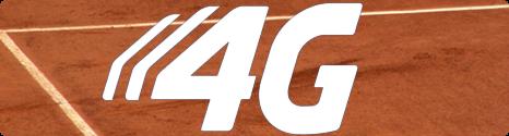 Roland Garros: Bouygues Telecom couvre l'événement en 4G 13694710