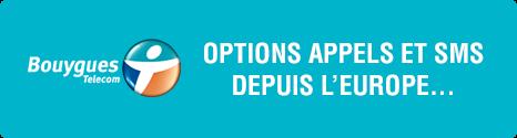 Options Appel et SMS depuis l'europe et DOM 13698212