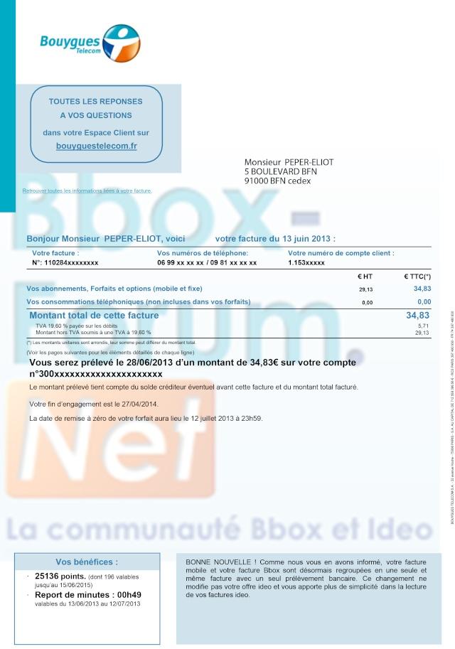 La facture unique IDEO: Une réalité pour tous. - Page 2 Juin_213
