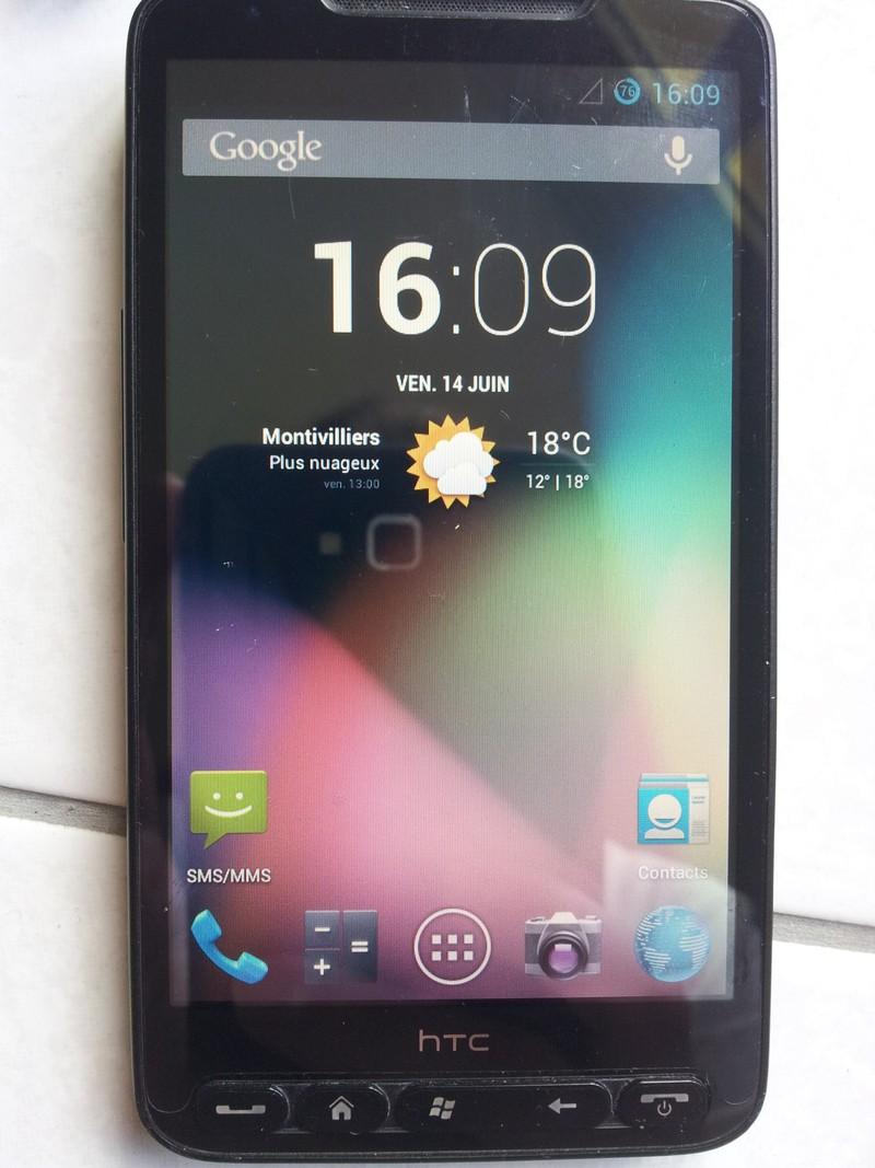[Vendu] HTC HD2 Débloqué 20130611
