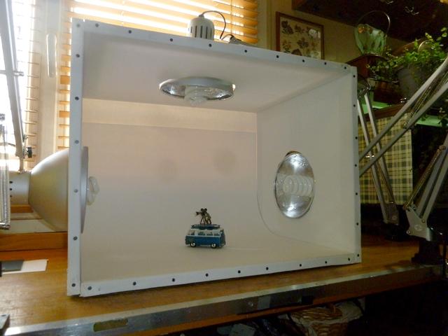 light box - Fabriquer sa light box 1110