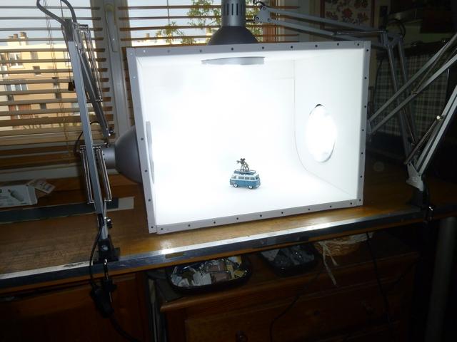 light box - Fabriquer sa light box 1210