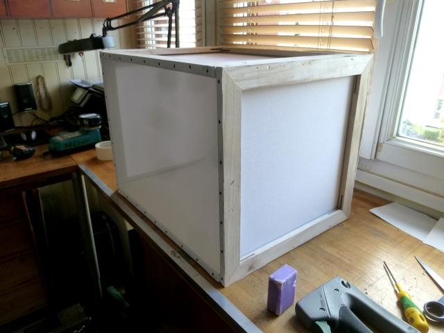 light box - Fabriquer sa light box 410
