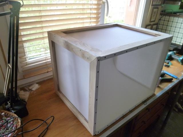 light box - Fabriquer sa light box 510