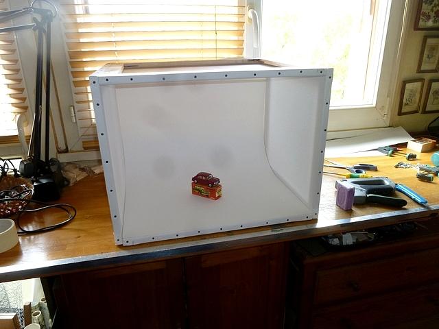 light box - Fabriquer sa light box 710