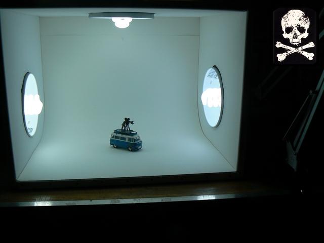 light box - Fabriquer sa light box 910