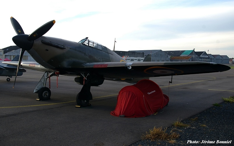 Un Hurricane volera bientot en France Imgp5710
