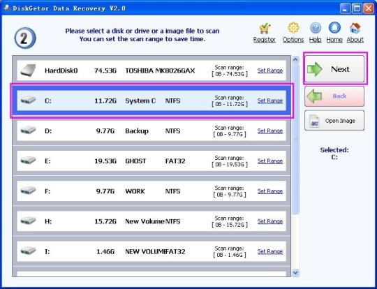 DiskGetor Data Recovery Free Ver: 2.15 - Ανακτήστε τα διαγραμμένα αρχεία σας 23495010