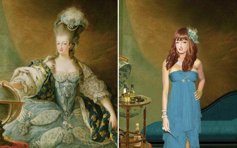 Marie-Antoinette au XXIème siècle - Page 5 Filena10