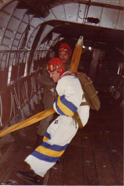 Commandos Parachutistes de l'Armée de l'Air Largua10