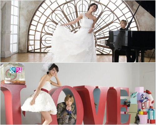 [NEWS] Lee Hong ki and Fujii Mina to shoot wedding pictorials! Wgm10