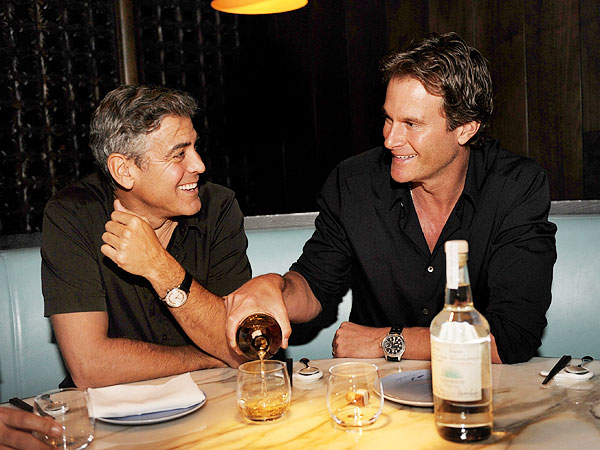 George Clooney and Rande Gerber's Casamigos tequila GENERAL THREAD - Page 5 George17