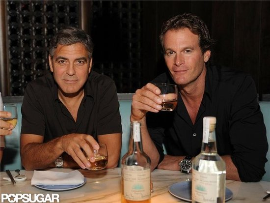 George Clooney and Rande Gerber's Casamigos tequila GENERAL THREAD - Page 5 George18