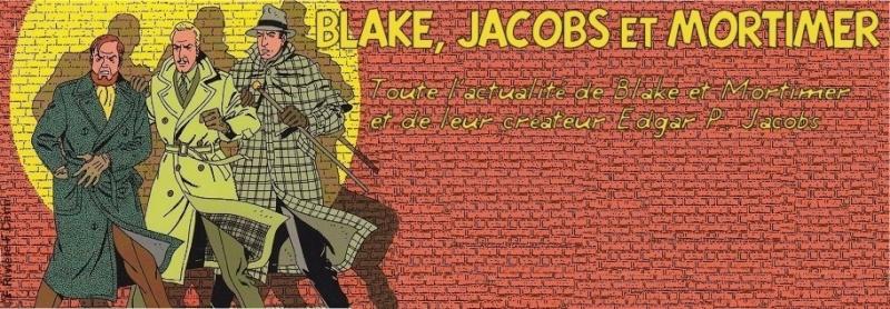 Les albums de BLAKE et MORTIMER Leblog10