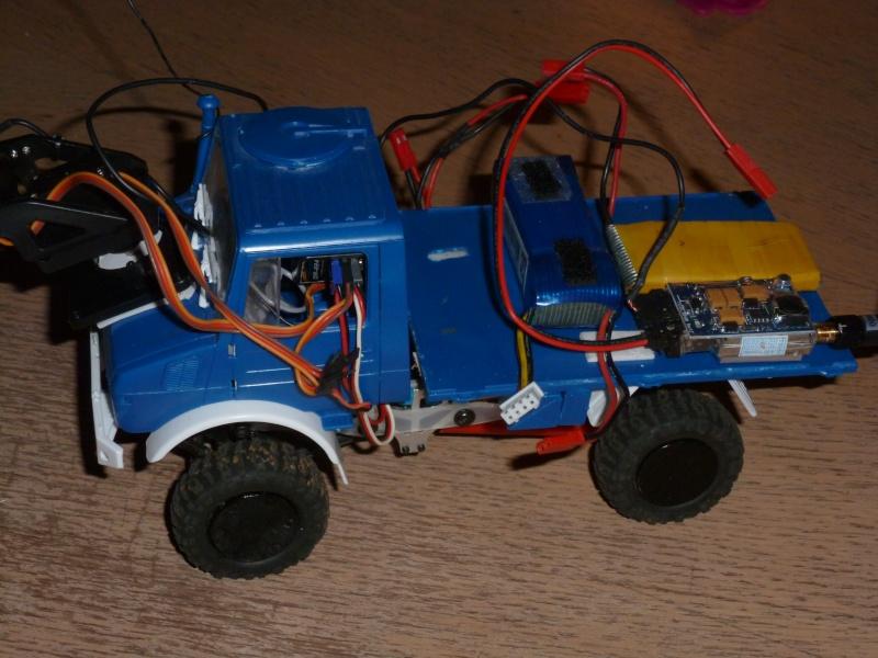 losi micro crawler unimog P1000610
