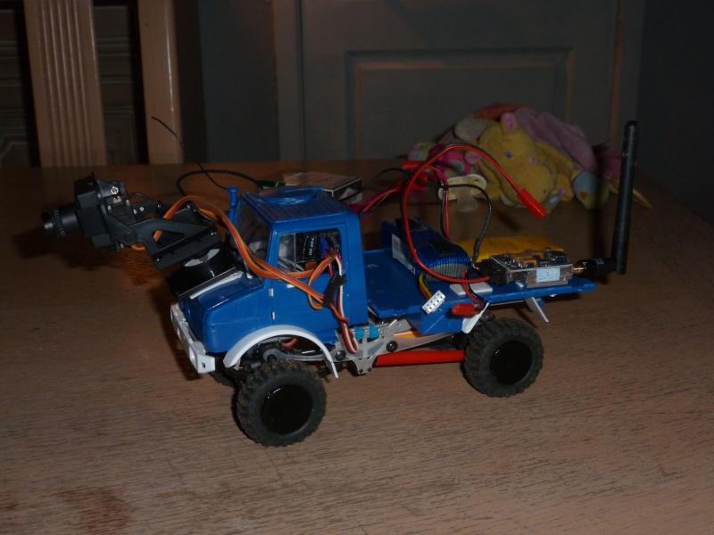 losi micro crawler unimog P1000611