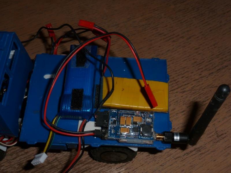 losi micro crawler unimog P1000613