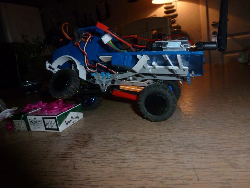 losi micro crawler unimog P1000614