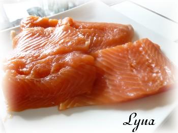 Filets de truite saumonée en croûte de noix Filet_10