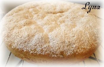 Gâteau aux noix et raisins Gateau15