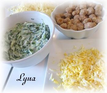 Lasagne florentine aux pâtes fraîches Lasagn10