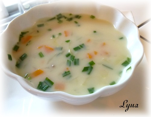 Soupe-repas aux coeurs de poulet Soupe_11