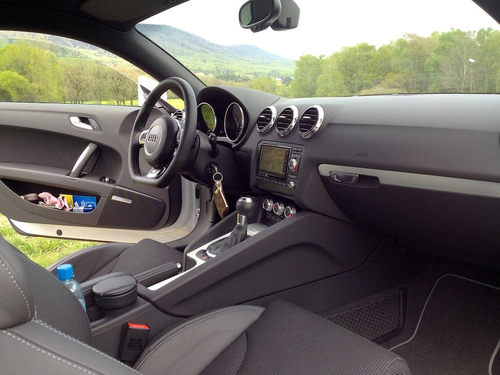 Présentation Audi TT 1.8TFSI S-Tronic 7 Img_3310
