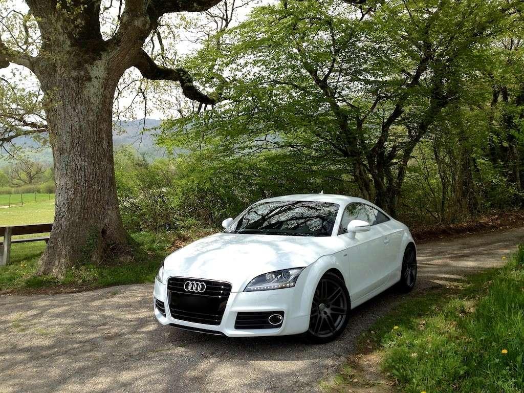 Présentation Audi TT 1.8TFSI S-Tronic 7 Img_3311