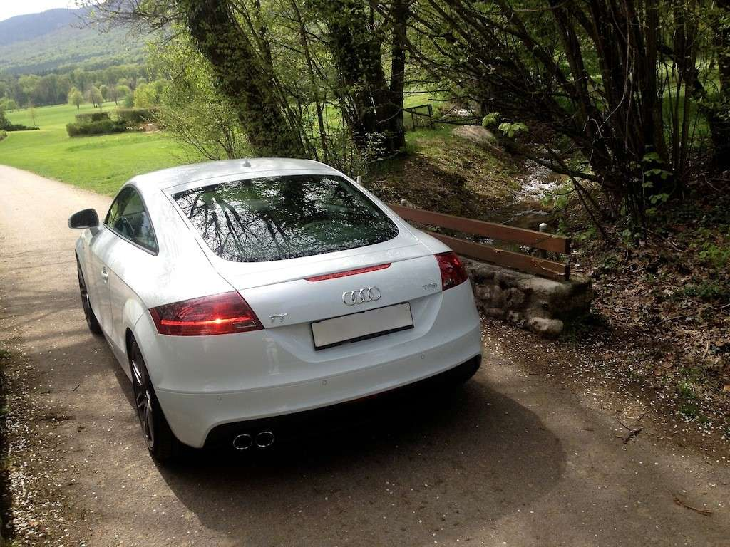 Présentation Audi TT 1.8TFSI S-Tronic 7 Img_3312