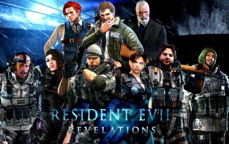 RESIDENT EVIL Re610