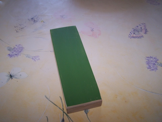 Fabrication d'un paddle Balsa.. Fabric13