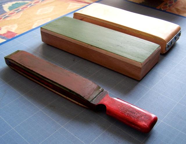 Technique : Paddle, Strop, Cuir Tendeur (Affilage du CC) - Page 17 Photo120