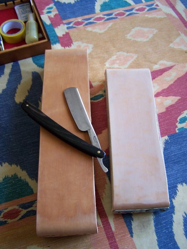 Technique : Paddle, Strop, Cuir Tendeur (Affilage du CC) - Page 18 Photo124