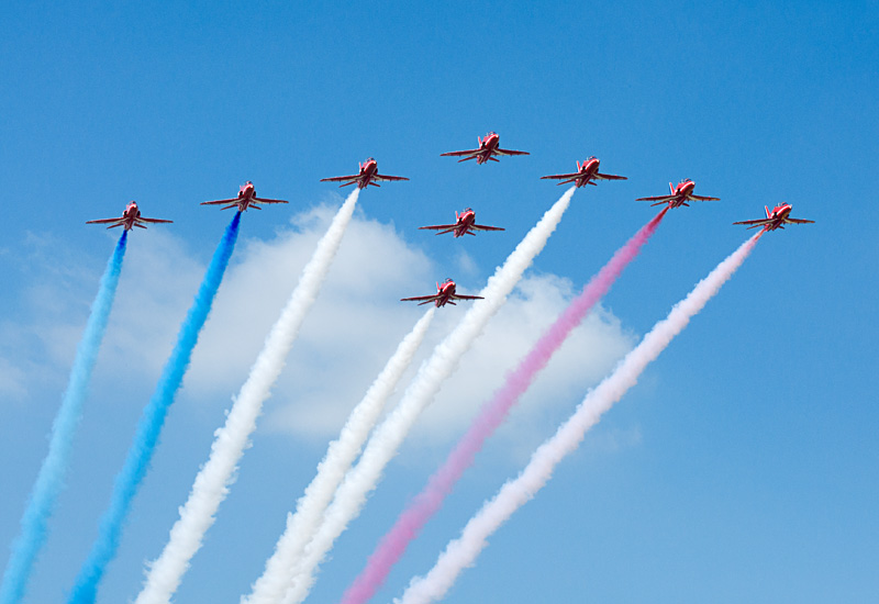 Cosford Airshow Red_ar10