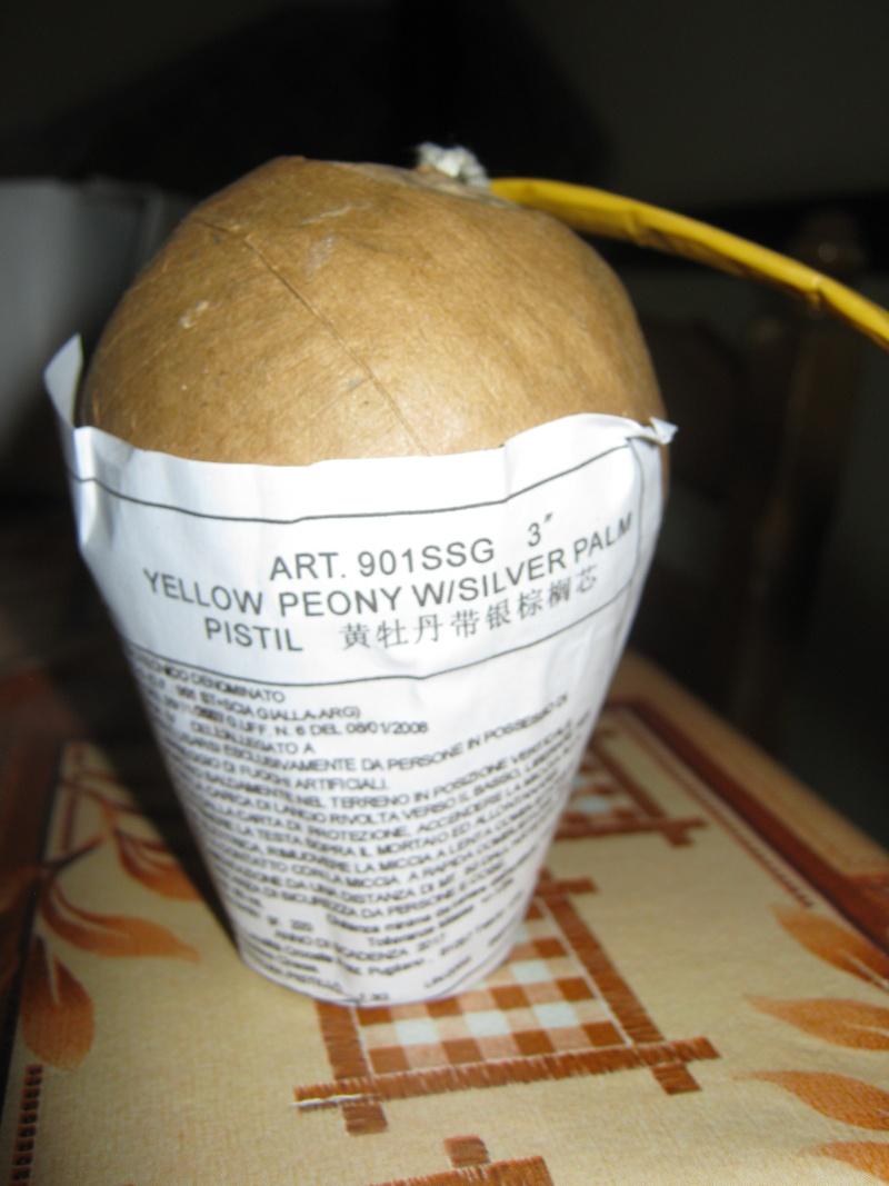 sfere Gialla10