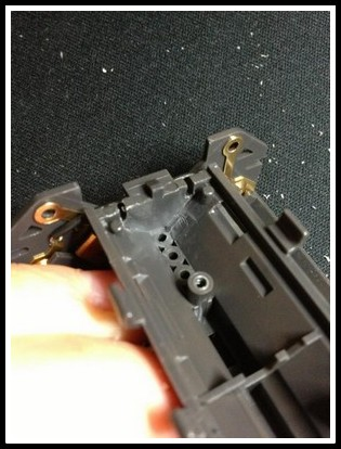 Souder les fils moteur sur la platine Prepa_10