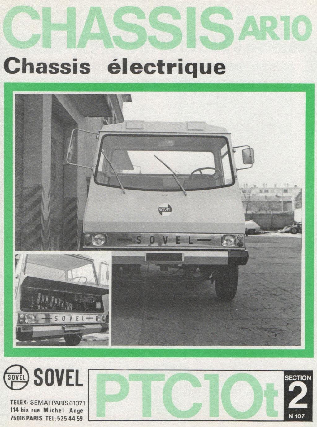 SOVEL ....les camions électriques Numzor24