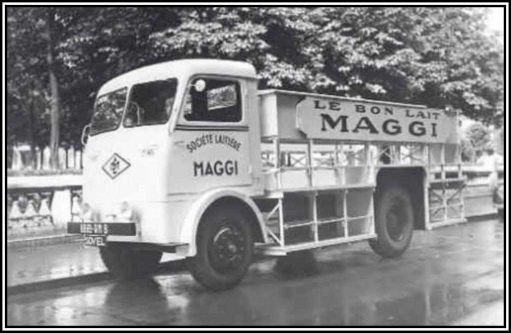 SOVEL ....les camions électriques Wg448510